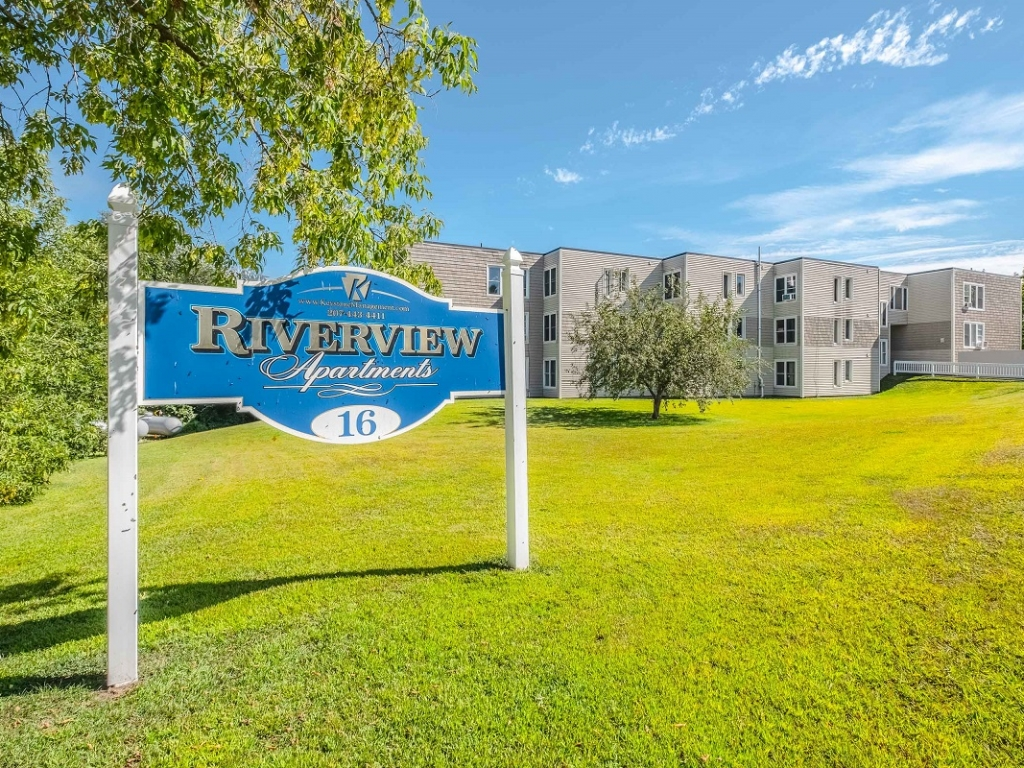 1 and 2 bedroom apartments Augusta Maine