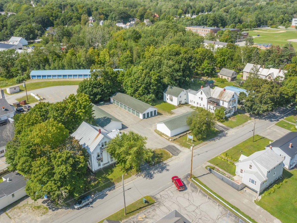 Affordable 1BR and 2BR apartments Oakland Maine